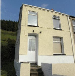 Afan Valley Cottage, Afan Forest - Casa