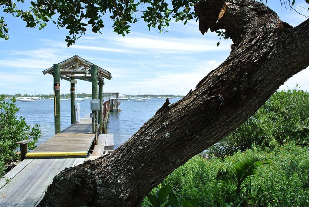 Our Private Pier