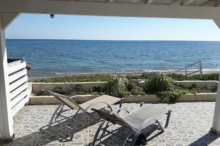 Очаровательный дом на берегу моря - Casa