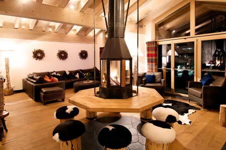 The Zermatt Lodge: 112786 - Täsch - Villa