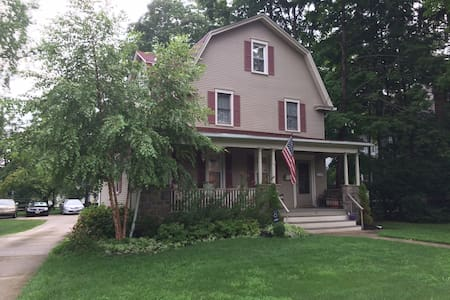 Comfortable home for WMOF-Philly - Haddon Heights - House