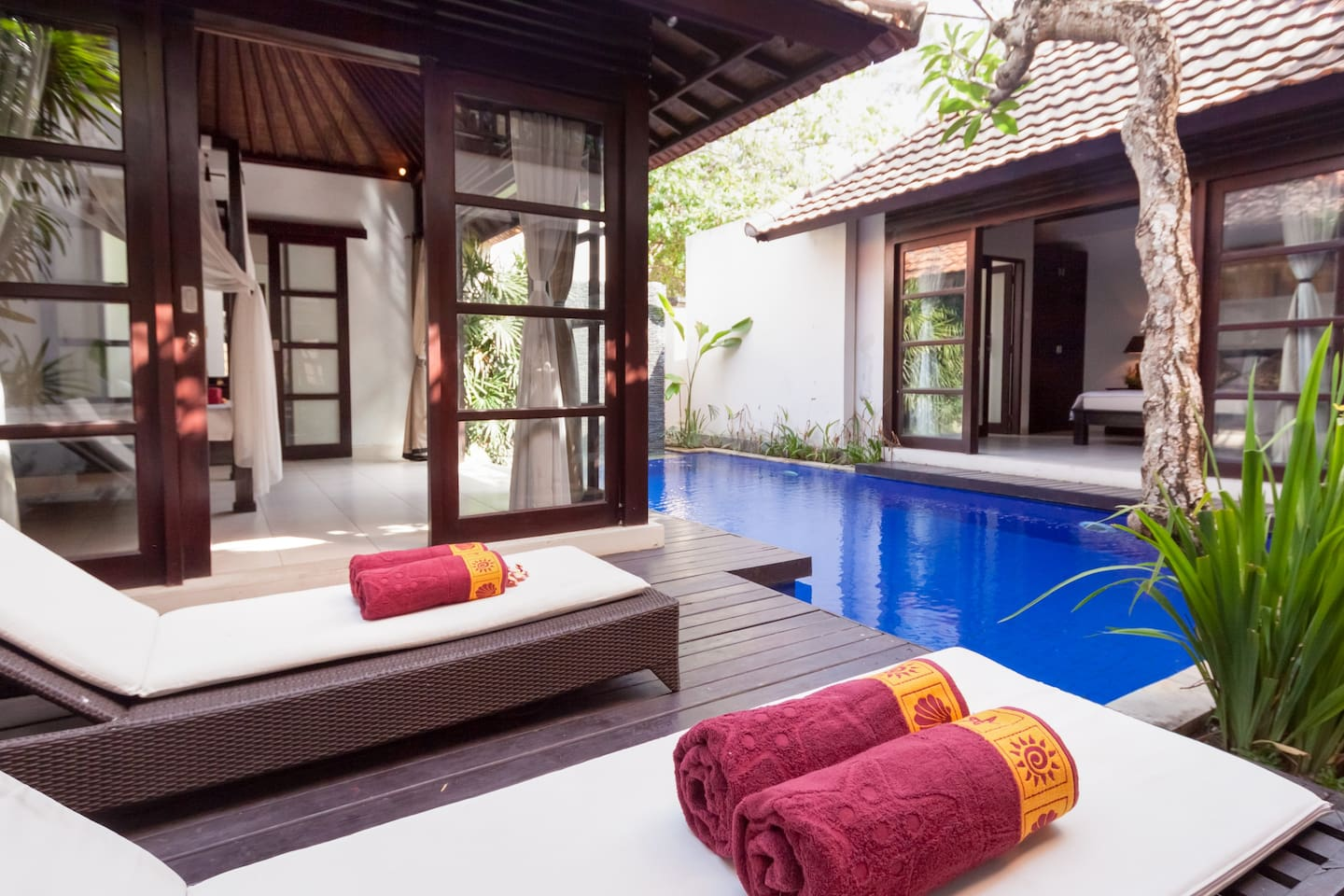 4 EN-SUITE BEDROOMS PRIVATE VILLA 2