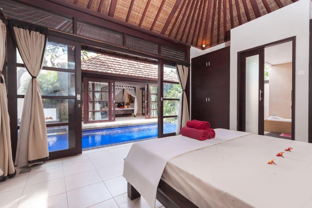 4 EN-SUITE BEDROOMS PRIVATE VILLA 2