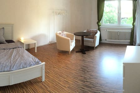 Private Room in Shared Place - Berlin - Apartment