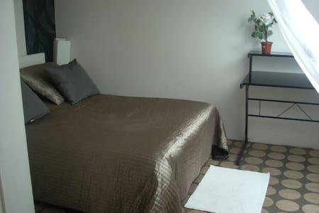 chambre en centre ville et rue piétonne - Saint-Brieuc - Appartement