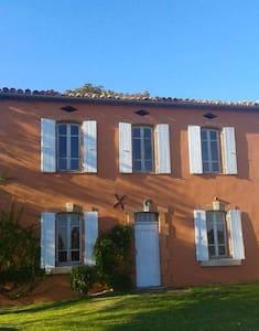 Maison de campagne Lauragais - Saint-Félix-Lauragais