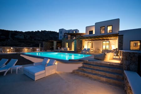 Luxury Suite Aris - Amallini complex - Mykonos - Villa