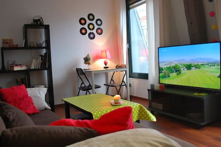 Pied à terre Lille Centre - T2 45m² - Lille - Bed & Breakfast