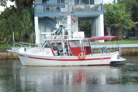 FISHERMAN'S RETREAT-IT'S GROUPER SEASON - Hernando Beach - Huis