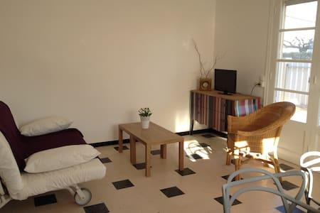 AGRÉABLE APPARTEMENT, AVEC TERRASSE - Apartment