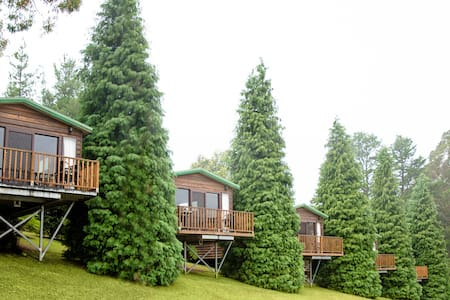 Studio Cedar Cabins in Bilpin - Cabaña