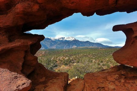 Garden of the Gods - Studio - Colorado Springs - Hús