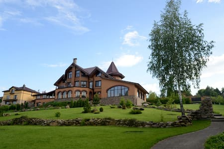 The lake house - Horbovychi - Hus