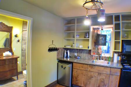 HIDDEN TREASURE MINE#4 - Foresthill - Cabin