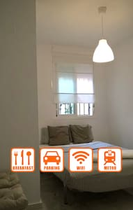 Room €25, 10 min. from Seville Cntr - House