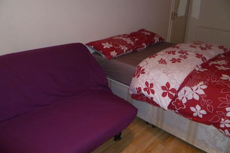 LONDON MANOR ROOM SLEEPS 2-3, CLOSE TO CITY. - Apartamento