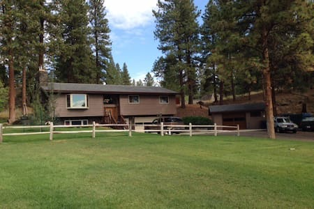 Mountain Views, Forest Setting. Close to Helena - Clancy - Casa