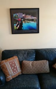 Charming downtown apartment. - Amesbury - Pis