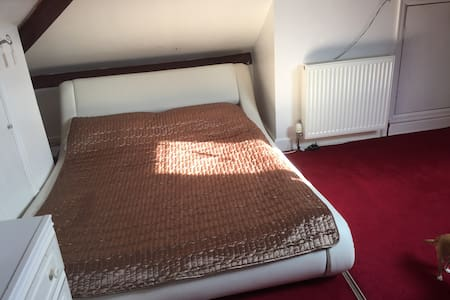 Lovely loft double room - Plymouth - Maison