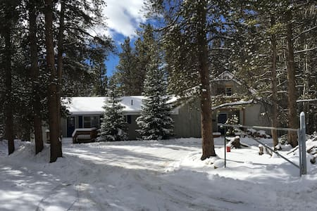 Big & Cozy Mountain Home- Perfect for big groups - Leadville - Ház
