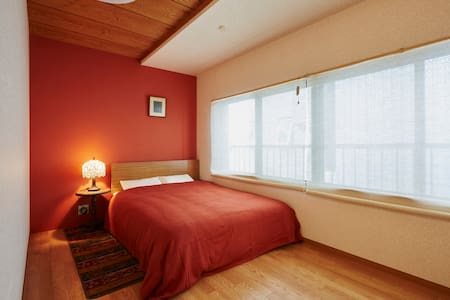【ROOM 201】TRAD. STYLE HOME NEAR SKYTREE! FREE WIFI - Apartment