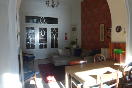 Spacious and cosy 1 room apartment with terrace - Apartment