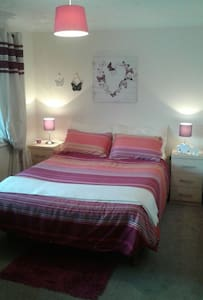 Milton Keynes double bedroom - House
