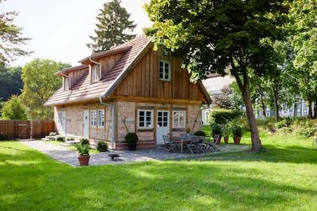 Ferienhaus mit Jagdmöglichkeit - Ankershagen