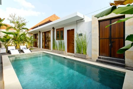 Private Villa in Batu Bolong Canggu
