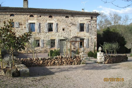 Luxurious Farmhouse magical setting - Sainte-Cécile-du-Cayrou