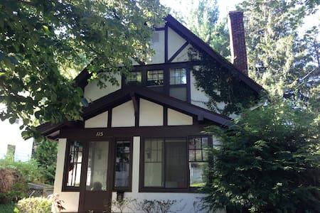 Cornell Historic Home: Room