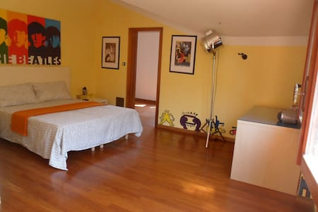 La collina di Ameral (Sixties Room) - Monzuno - Bed & Breakfast