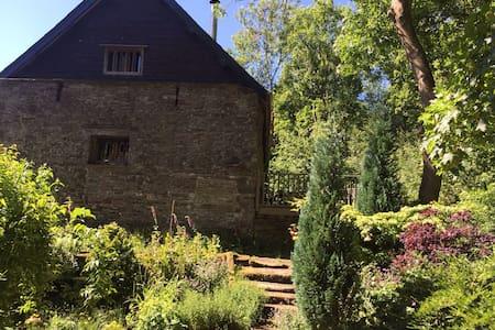 Brass Knoll Barn, Llanveynoe - Casa