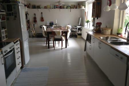 Familiehus i landsby på Djursland - Kolind