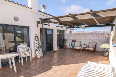 Rooftop Apartment in Costa Calma