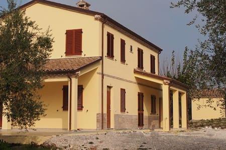 Bilocale in Campagna a due passi da Ancona - Ancona - Wohnung