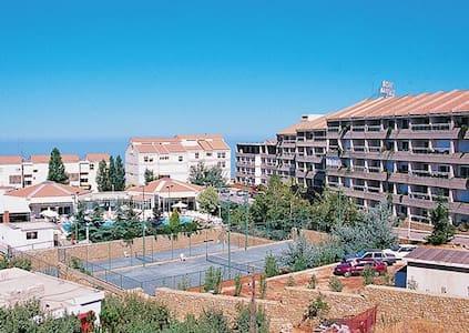 *Ehden, Lebanon, Studio #2 /6067 - Lakás