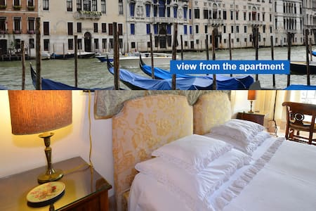GRAND CANAL LOVE NEST#2 aircnd Wifi