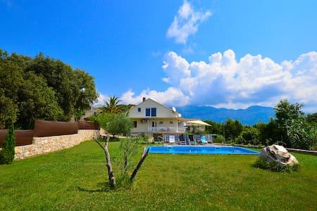 Fantastic Villa Antun&private pool - Komaji - Apartment