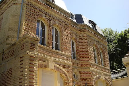 Traditional Family House - 150 m from the beach - Villers-sur-Mer