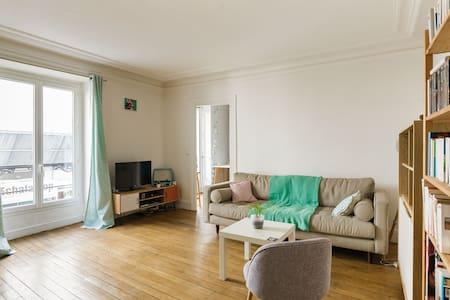 Quiet apartment near Bastille