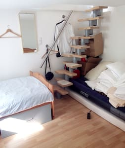 sweet sharing room for less €+cool!