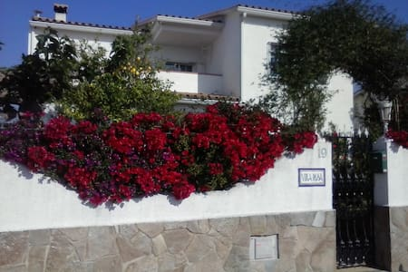 Acogedora Single room.5 min. Sitges - Bed & Breakfast