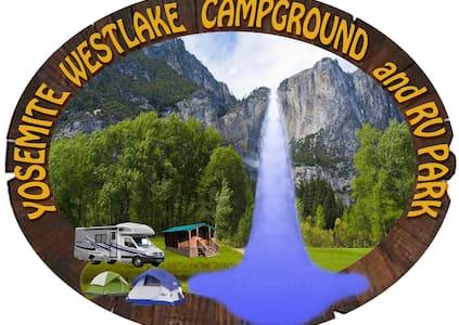 Yosemite Westlake Tent Campsite #8 - Diğer