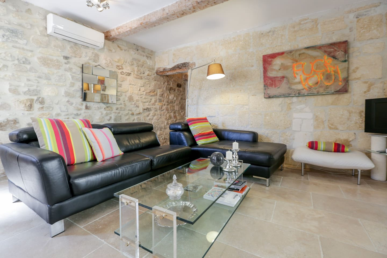 Chambre d'hôte de charme, Avignon.