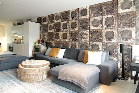 luxury apartment near Vondelpark