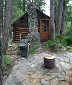 Rustic cabin on Monroe lake - Cranbrook - Cabin