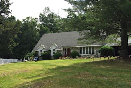 Catskills, NY, B&B getaway - Bearsville - Casa