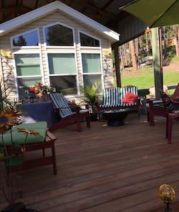 Rally Rental at Sheridan Lake! - Hill City - Cottage