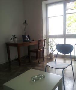 Ruhiges Zimmer mit eigenem Bad - München - Bed & Breakfast